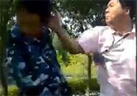 教师打骂军训新生,后来老师向学生道歉,并被校方开除